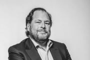 Marc Benioff, à San Francisco, en avril 2018.