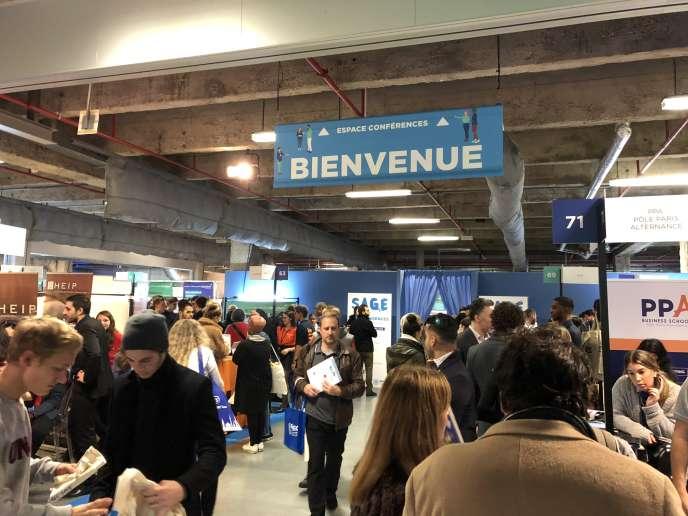 Environ 150 établissements seront présents lors de ces deux journées à La Défense, près de Paris