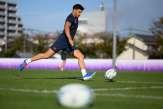 Coupe du monde de rugby: le XV de France veut lui aussi jouer bon pied, bon œil