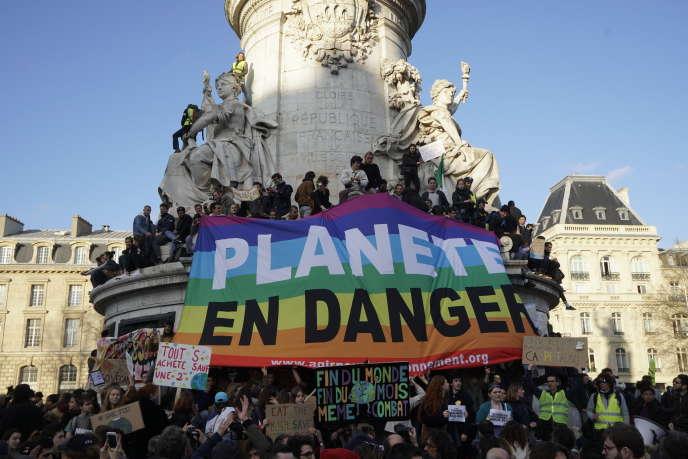 « Un arrêt de travail fondé sur ce seul motif [ le déréglemnt climatique] sera considéré comme illicite dans la plupart des pays développés»