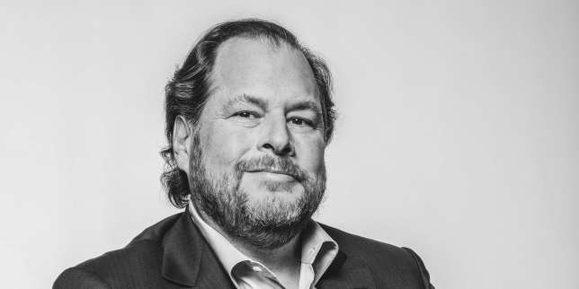 Marc Benioff, le saint patron de la Silicon Valley