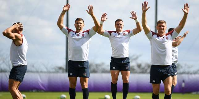 Angleterre-Australie : suivez en direct le quart de la Coupe du monde de rugby 2019