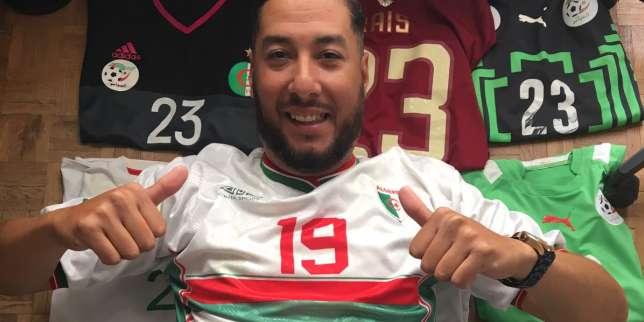Salim Khelif, le supporteur desFennecs qui n'a jamais raté un match de l'Algérie