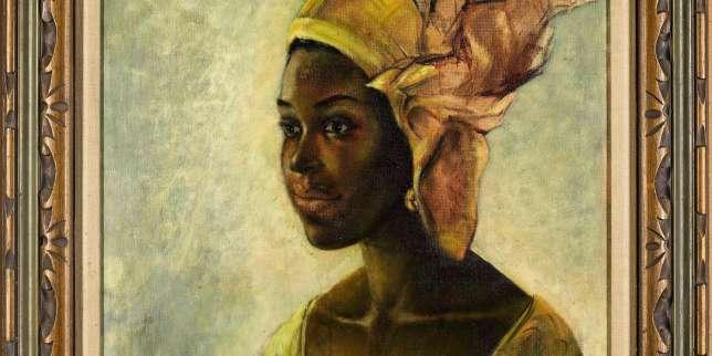 Un tableau de Ben Enwonwu vendu 1,3million d'euros à Londres
