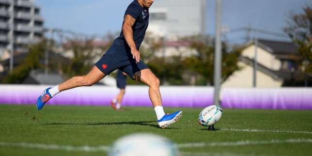 Coupe du monde de rugby: le XV de France veut lui aussi jouer bon pied, bon Sil