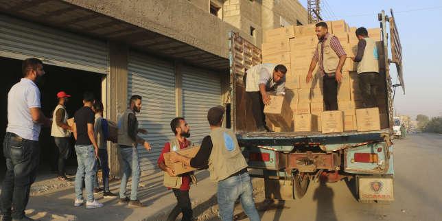 Le nord-est de la Syrie à l'aube d'une crise humanitaire