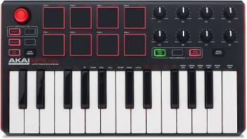 Le meilleur choix pour créer des rythmes Akai MPK Mini MKII