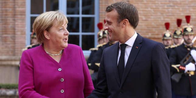 A Toulouse, la France et l'Allemagne font un nouveau pas vers une défense commune