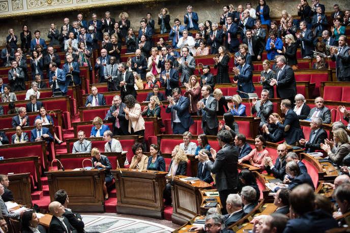 Après 80 heures de discussions, le projet de loi de bioéthique a obtenu le feu vert des députés à l'Assemblée nationale le 15 octobre.