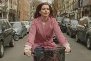 Anne hathaway dans la nouvelle série Amazon TV« Modern Love».