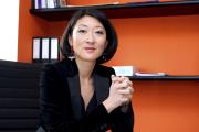 Fleur Pellerin, ex- ministre de la culture, et fondatrice du fonds d'investissement Korelya, à Paris, le 17 janvier 2017.