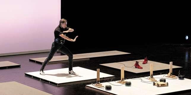 Israel Galván danse avec les robots