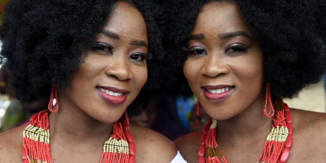 En pays Yoruba, on fête la «bénédiction» des jumeaux du Nigeria