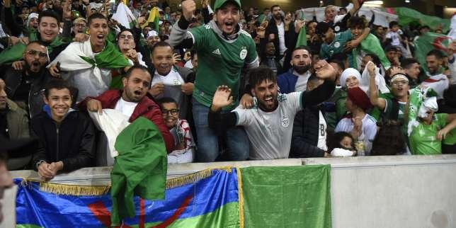 Football: «Là où il y a des Algériens, on est chez nous»
