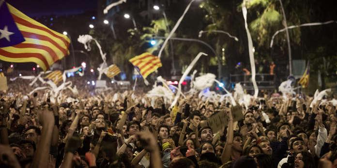 « La solution à la crise catalane passe par le dialogue, la démocratie et l'autodétermination »