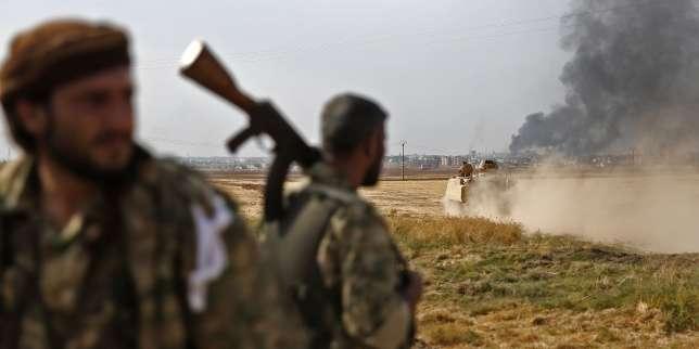 Les Etats-Unis et la Turquie annoncent un cessez-le-feu temporaire dans le nord de la Syrie