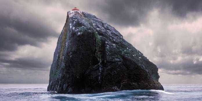 Un lieu dans l'actu : le rocher Rockall