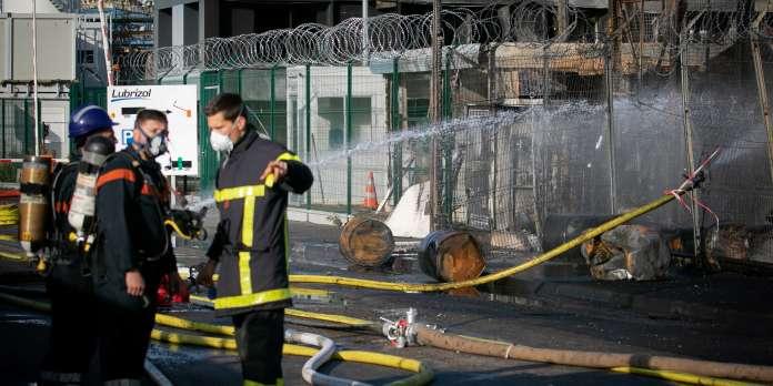 Incendie de Rouen : « L'actualité témoigne de l'élargissement de la nature et de l'ampleur des risques »