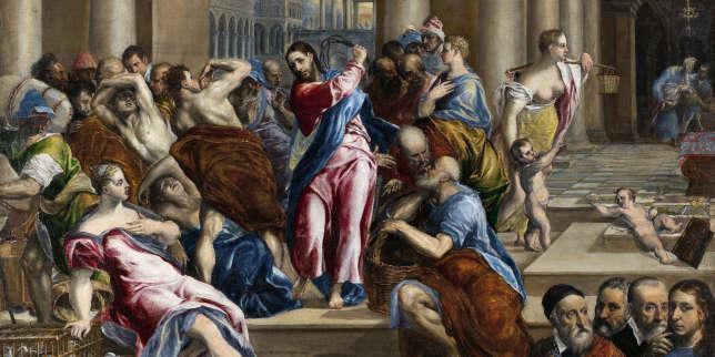 Le Greco, l'artiste qui a transfiguré la peinture, auGrand Palais