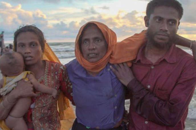 En août 2017, 700 000 membres de cette ethnie ont fui au Bangladesh voisin.
