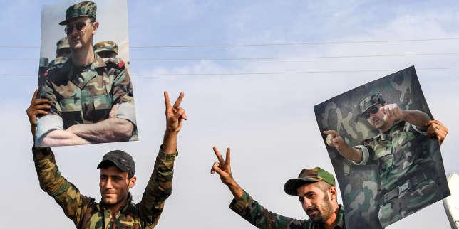 A Kobané et dans le nord-est de la Syrie, les inconnues du retour du régime de Bachar Al-Assad