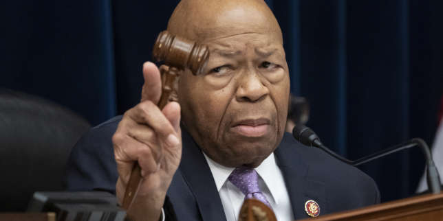 Etats-Unis: mort du représentant démocrate Elijah Cummings