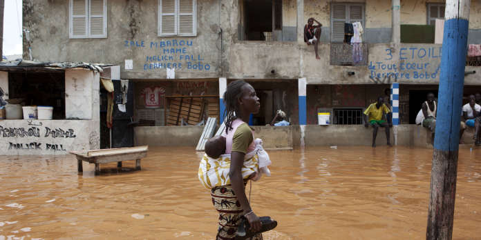 Cri d'alarme des maires africains oubliés de la lutte contre le réchauffement climatique