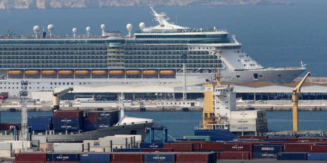 A Marseille, port et armateurs s'engagent pour réduire la pollution des croisières