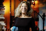 Barbara Cassinà son domicile parisien, le 16 octobre.
