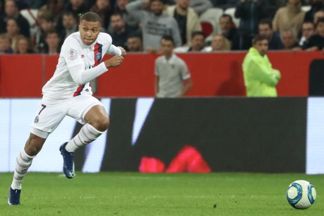Avec un but et une passe décisive en à peine dix minutes de jeu à Nice, le Parisien Kylian Mbappé, de retour de blessure, à tout de suite retrouvé ses sensations, vendredi 18 octobre.