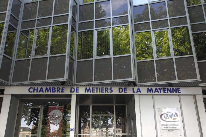 (Photo: Chambre des métiers de la Mayenne, à Laval).