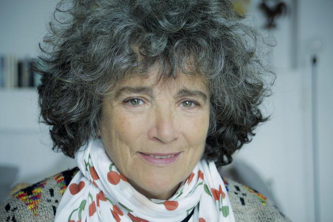La cinéaste Coline Serreau, en octobre 2018.