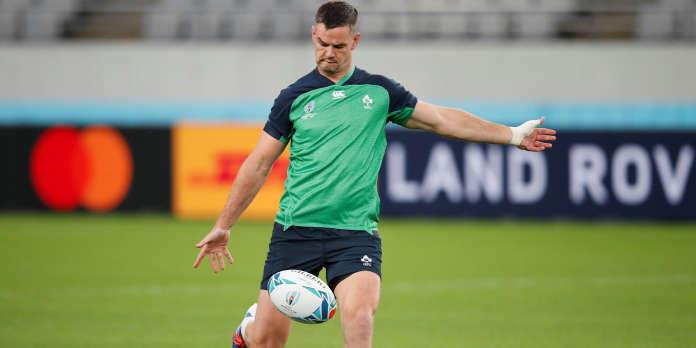 Coupe du monde de rugby 2019 : l'Irlande de Sexton veut stopper le règne des All Blacks