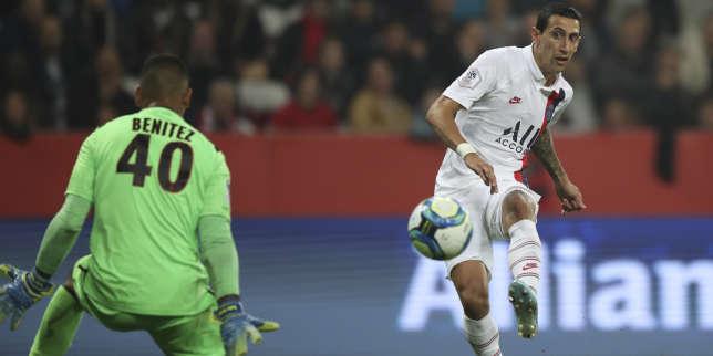 Ligue 1: victoire large du PSG à Nice (4-1)