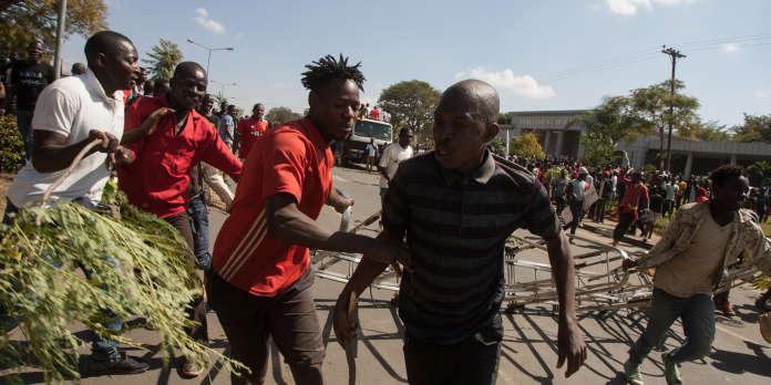 Au Malawi, des policiers soupçonnés de viols en marge de manifestations post-électorales