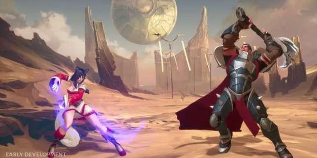 Riot Games, roi de l'e-sport, veut «faire des jeux vidéo qui durent des décennies»