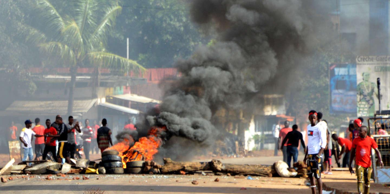 En Guinée, « le problème dépasse la personne du président Alpha ...