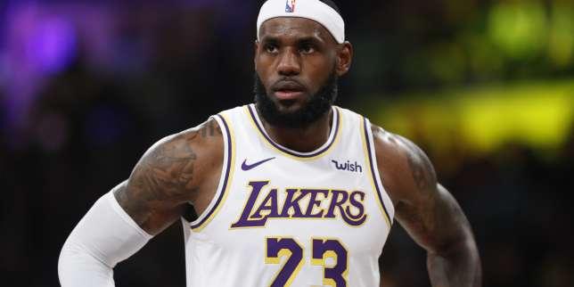 Pour son patron, la NBA accuse des pertes «substantielles» après la crise politique avec la Chine