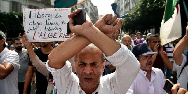 En Algérie, le pouvoir se raidit à l'approche de l'élection présidentielle