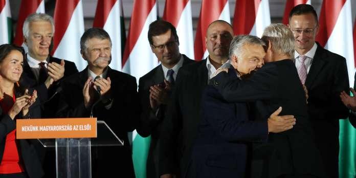 L'orgie sexuelle qui a causé le revers électoral de Viktor Orban