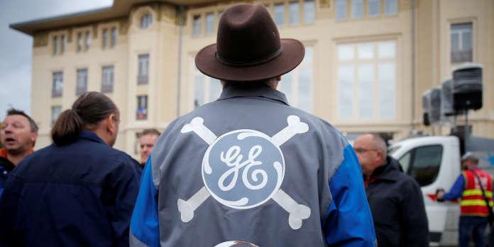 A Belfort, mobilisation modeste et division syndicale pour General Electric