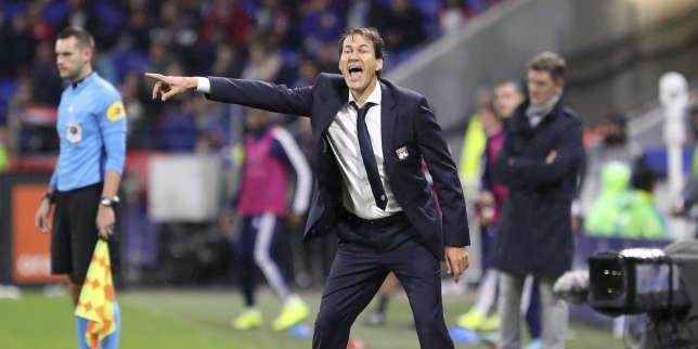 Ligue des champions: Rudi Garcia, séducteur et combatif, mène l'opération reconquête de l'OL