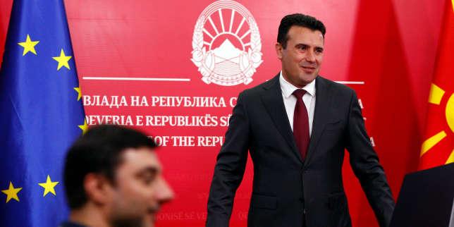 Macron accusé d'«erreur historique» après avoir fermé la porte de l'UE à Skopje et Tirana