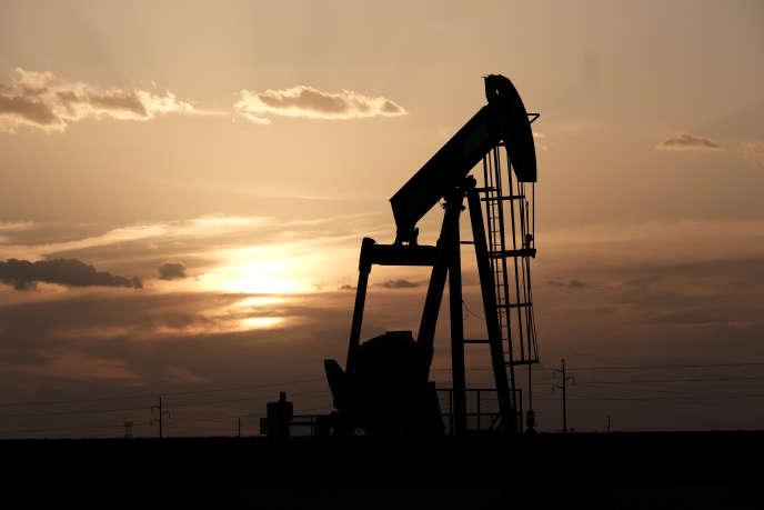 Un site d'extraction de pétrole près de Midland (Texas), le 21 août.