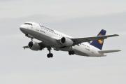 Un Airbus A320 de la compagnie Lufthansa décolle de l'aéroport de Düsseldorf (ouest de l'Allemagne), le 24 septembre.