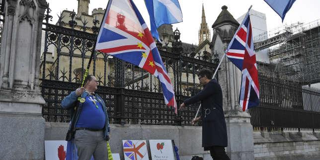 Boris Johnson aux députés britanniques: «Le moment est venu de rassembler le pays»