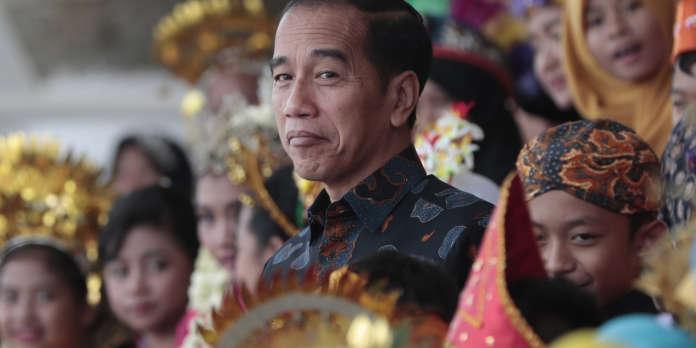En Indonésie, Joko Widodo débute un mandat dans un climat de défiance