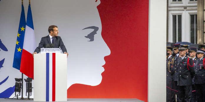 De l'immigration au voile, comment le débat a échappé à Emmanuel Macron
