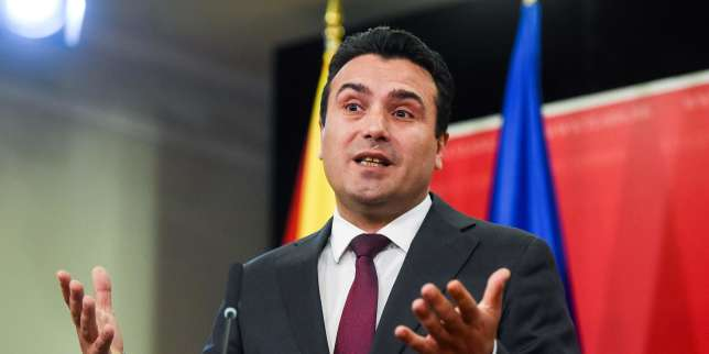 «En ne tenant pas parole sur la Macédoine, la France et l'Union européenne perdent leur crédibilité»