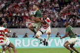 Coupe du monde de rugby 2019 en direct : l'Afrique du Sud reprend ses distances face au Japon